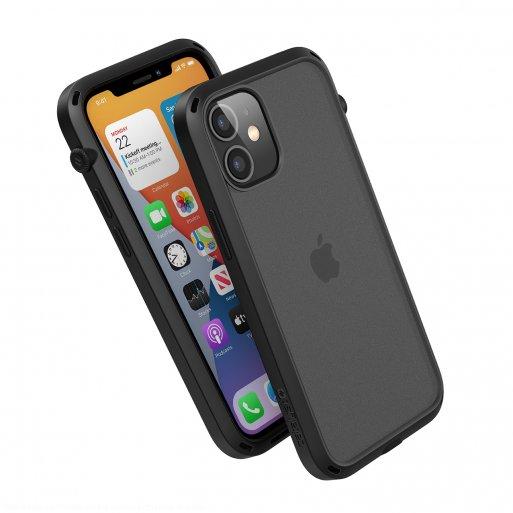 iPhone 12 mini Handyhülle Catalyst Influence Schock Resistentes Case - Schwarz