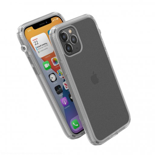 iPhone 12 Handyhülle Catalyst Influence Schock Resistentes Case - Transparent