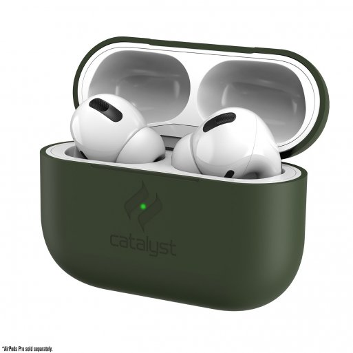 AirPods Case Catalyst Slim Case für Apple AirPods Pro - Dunkelgrün