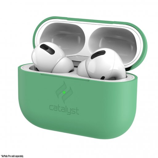 AirPods Case Catalyst Slim Case für Apple AirPods Pro - Hellgrün