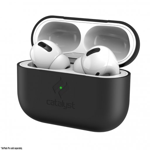 AirPods Case Catalyst Slim Case für Apple AirPods Pro - Schwarz