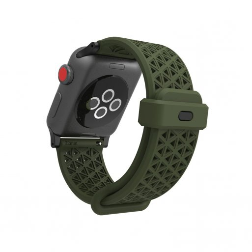 Apple Watch 5 40mm Armband Catalyst Sport Band 38/40mm - Grün