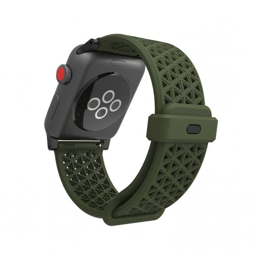 Apple Watch 3 42mm Armband Catalyst Sport Band 42/44mm - Grün