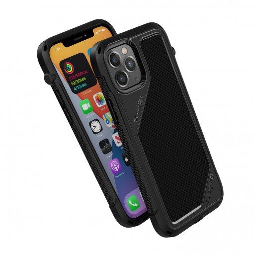 iPhone 12 Pro Handyhülle Catalyst Vibe Schock Resistentes Case - Schwarz