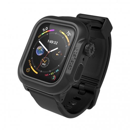 Apple Watch 6 40mm Case Catalyst Wasserdichtes Case 40mm - Schwarz