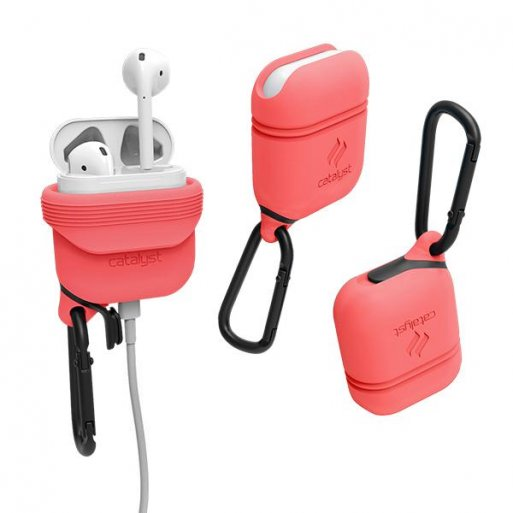AirPods Case Catalyst Wasserdichtes Case für Apple AirPods - Pink