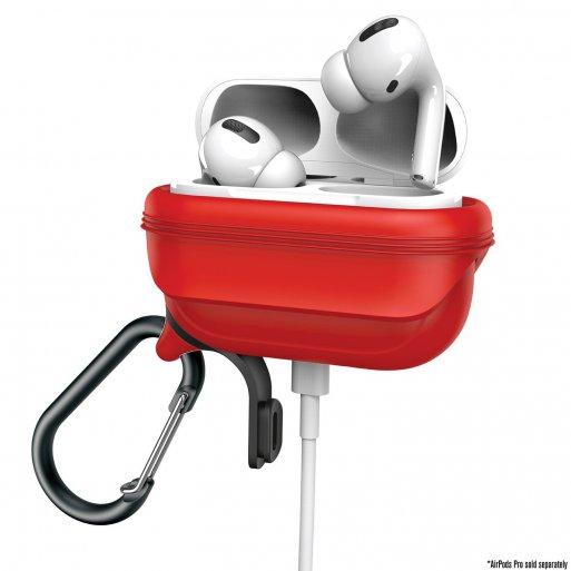 AirPods Pro Case Catalyst Wasserdichtes Case für Apple AirPods Pro - Rot