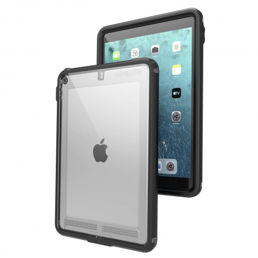 iPad Air Hülle Catalyst Wasserdichtes Case - Schwarz