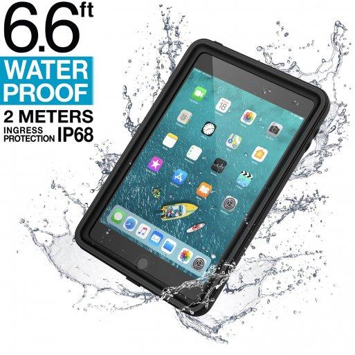 iPad Mini 5 Hülle Catalyst Wasserdichtes Case - Schwarz