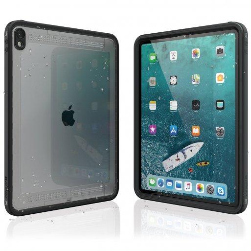 iPad Pro 12.9 (2018) Hülle Catalyst Wasserdichtes Case - Schwarz