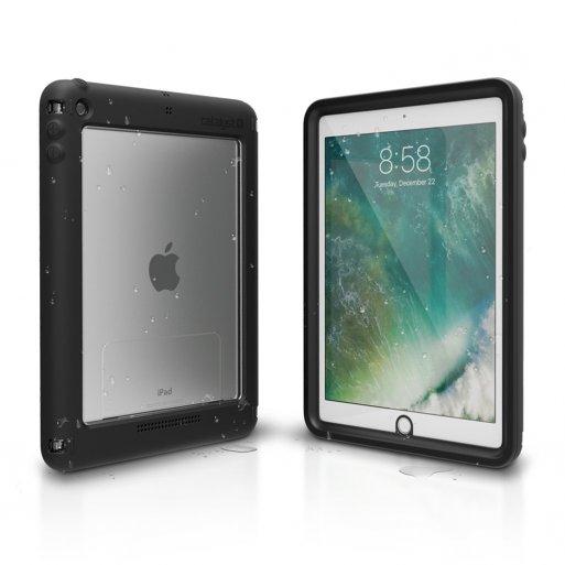 iPad 9.7 (2017) Hülle Catalyst Wasserdichtes Case - Schwarz