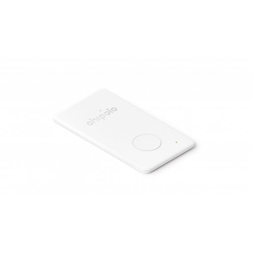 iPhone Gadget Chipolo Card - Weiss