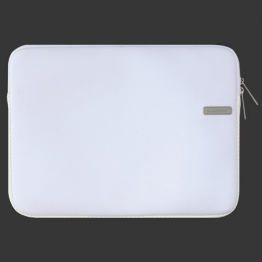 MacBook Tasche Covertec Neopren Sleeve 15'' - Weiss