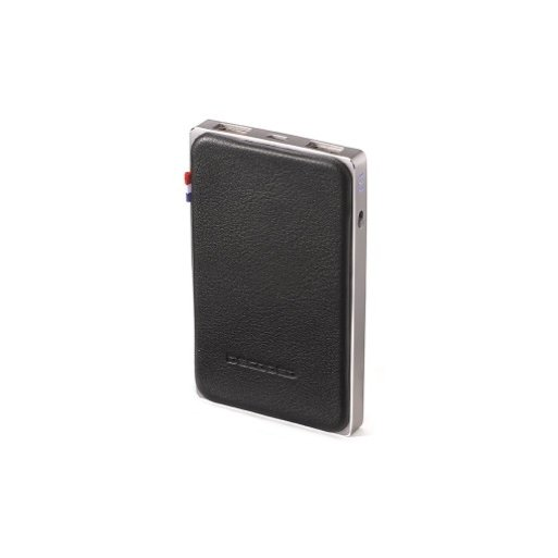 iPhone Powerbank Decoded 6000mAh Leather Powerbank - Schwarz
