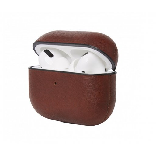 AirPods Case Decoded AirCase Pro für Apple AirPods Pro - Braun