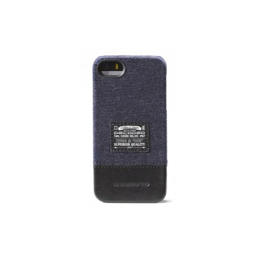 iPhone 6S Handyhülle Decoded Back Cover Denim - Blau