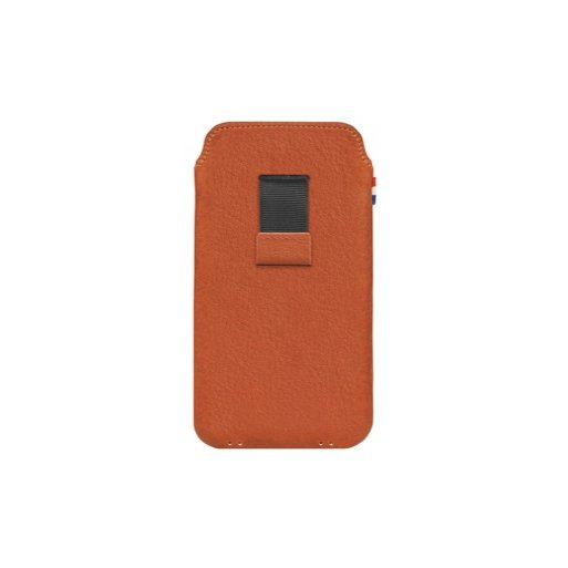 iPhone SE 2 (2020) Handyhülle Decoded Leather Pouch - Hellbraun