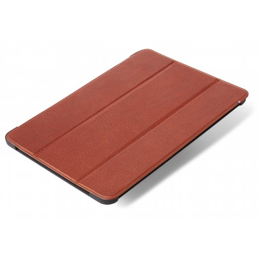 iPad Pro 11 (2018) Hülle Decoded Leather Slim Cover - Braun