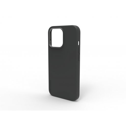 iPhone 13 Pro Handyhülle Decoded Silicone MagSafe Backcover - Schwarz