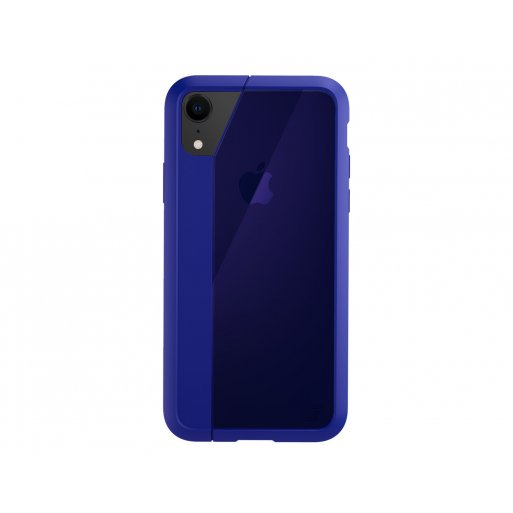 iPhone XS Max Handyhülle ElementCase Illusion - Blau