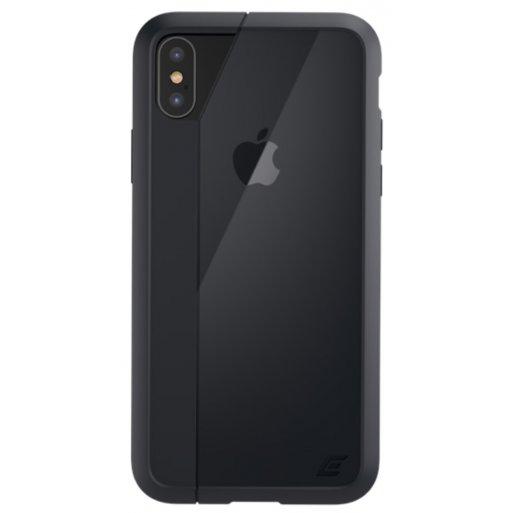 iPhone XS Max Handyhülle ElementCase Illusion - Schwarz