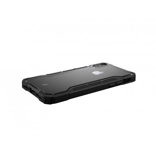 iPhone XS Max Handyhülle ElementCase Rally - Schwarz