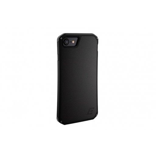 iPhone 8 Handyhülle ElementCase Solace LX - Schwarz