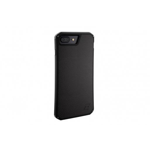 iPhone 7 Plus Handyhülle ElementCase Solace LX - Schwarz