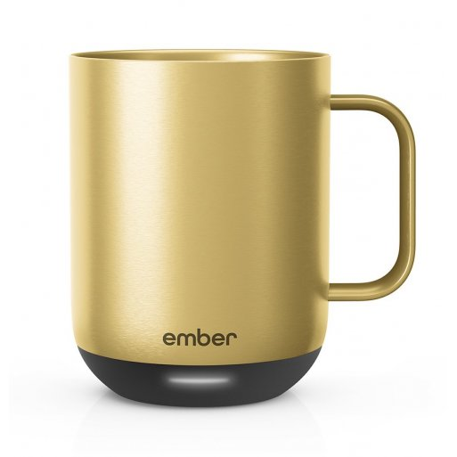 iPhone Gadget Ember Mug2 Metallic Collection (295 ml) - Gold