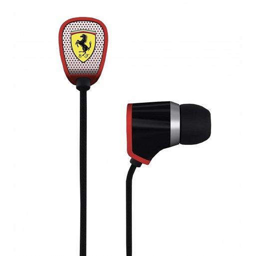 iPad Kopfhörer Ferrari by Logic3 Scuderia R100i - Schwarz