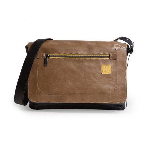 MacBook Tasche Golla Neil 13'' - Schwarz-Braun