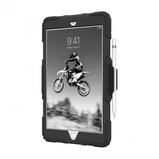 iPad 10.2 (2020) Hülle Griffin Survivor All-Terrain Case - Schwarz