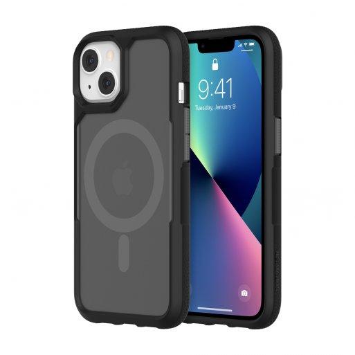 iPhone 13 Handyhülle Griffin Survivor Endurance for MagSafe - Schwarz