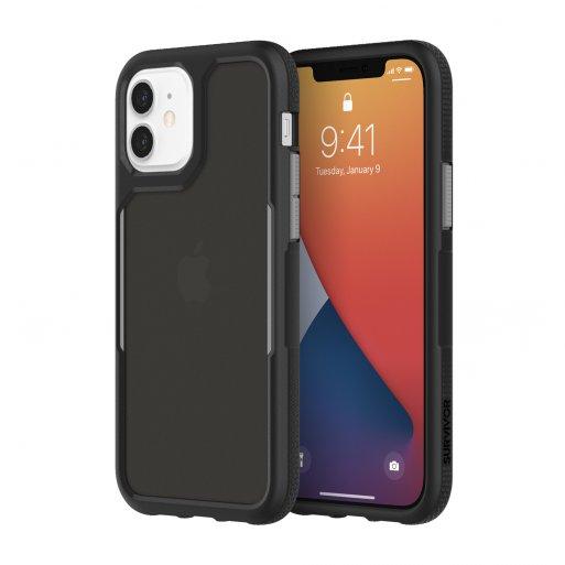 iPhone 12 mini Handyhülle Griffin Survivor Endurance - Schwarz