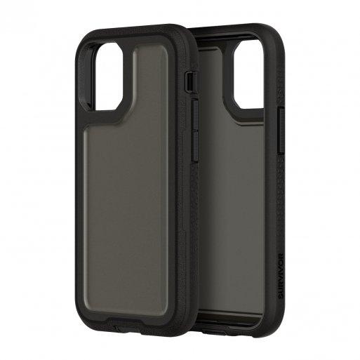 iPhone 12 mini Handyhülle Griffin Survivor Extreme - Schwarz