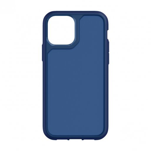 iPhone 12 Handyhülle Griffin Survivor Strong - Blau