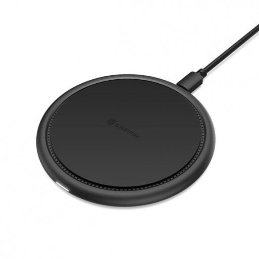 iPhone Ladestation Griffin Universal Wireless Charging Pad - Schwarz