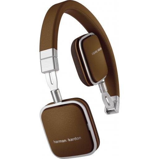 MacBook Kopfhörer harman/kardon SOHO - Hellbraun-Silber