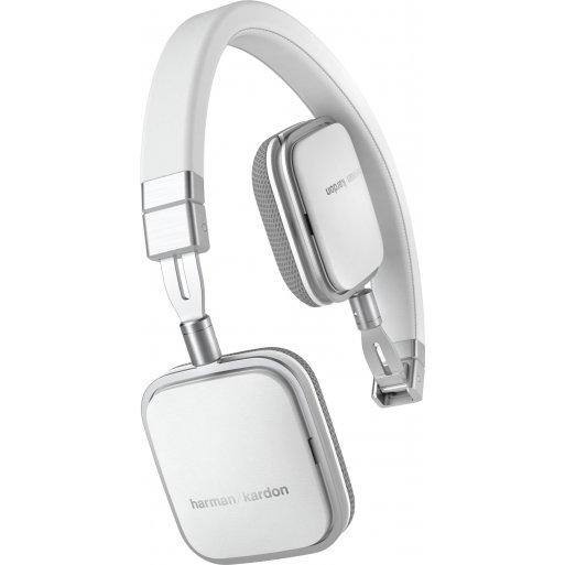 MacBook Kopfhörer harman/kardon SOHO - Weiss-Silber