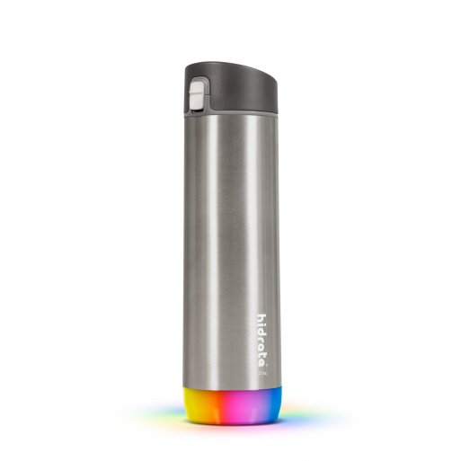 iPhone Gadget HidrateSpark Steel 21 oz. - Silber