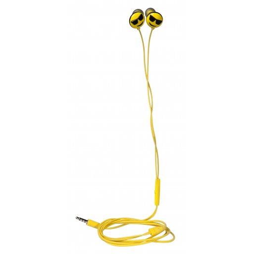 MacBook Kopfhörer HMDX JAM Jamoji 2 Cool - Gelb