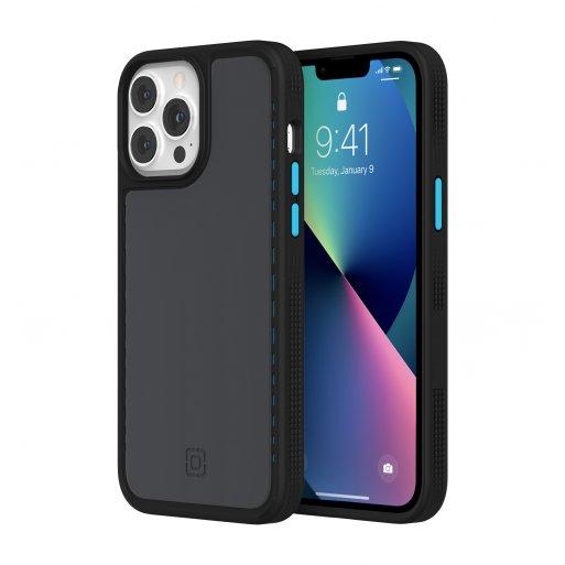 iPhone 13 Pro Max Handyhülle Incipio Optum - Schwarz-Hellblau
