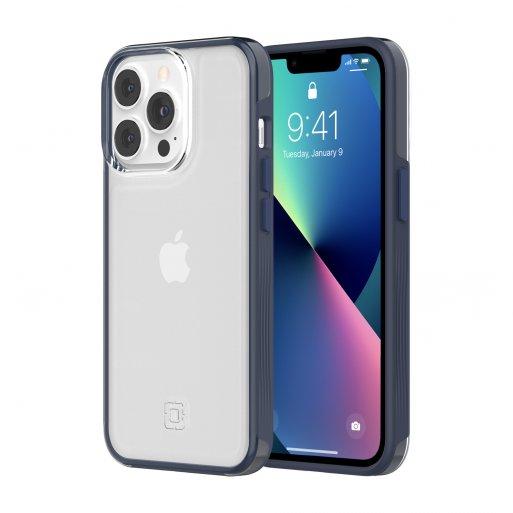 iPhone 13 Pro Handyhülle Incipio Organicore Clear - Transparent-Dunkelblau