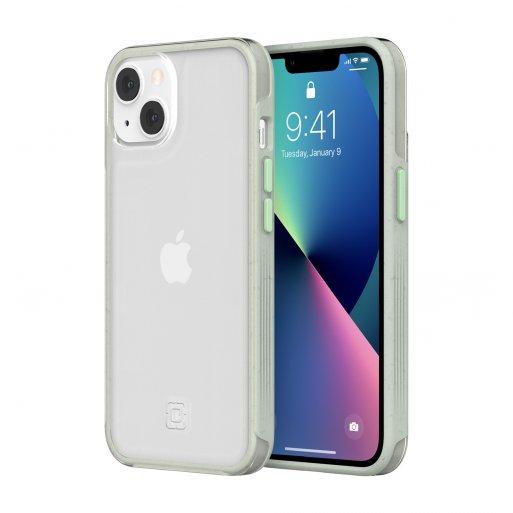 iPhone 13 Handyhülle Incipio Organicore Clear - Transparent-Hellgrün