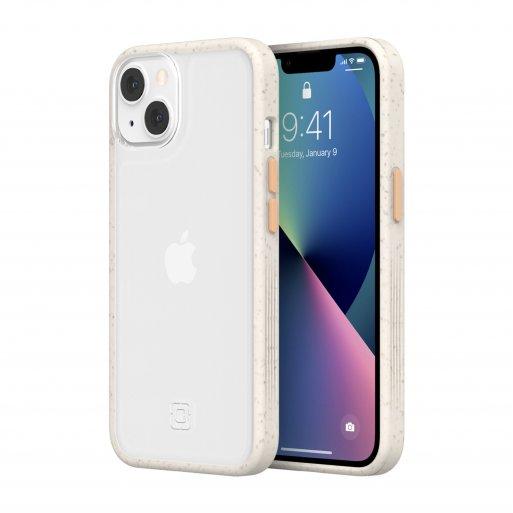 iPhone 13 Handyhülle Incipio Organicore Clear - Transparent-Orange