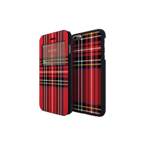 iPhone 6S Handyhülle iPaint Double Case - Rot