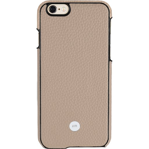 iPhone 6 Handyhülle Just Mobile Quattro Back Cover - Braun