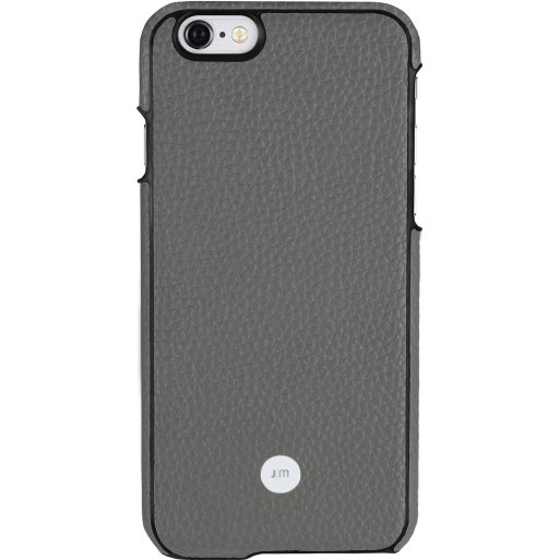 iPhone 6 Handyhülle Just Mobile Quattro Back Cover - Grau
