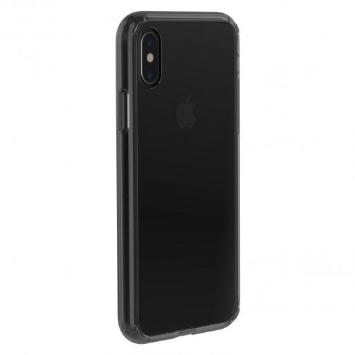 iPhone XS Max Handyhülle Just Mobile TENC Air Case - Schwarz