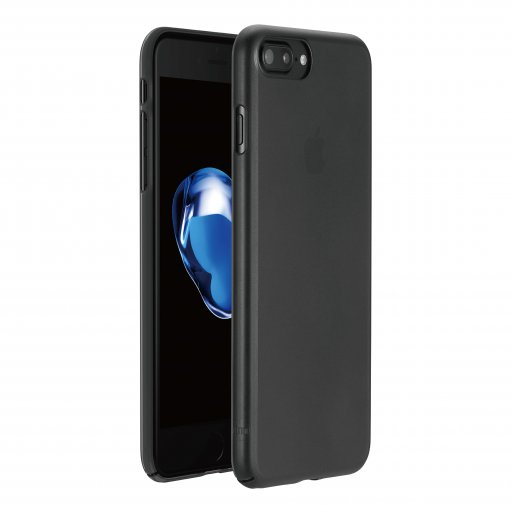 iPhone 7 Plus Handyhülle Just Mobile TENC Case - Schwarz